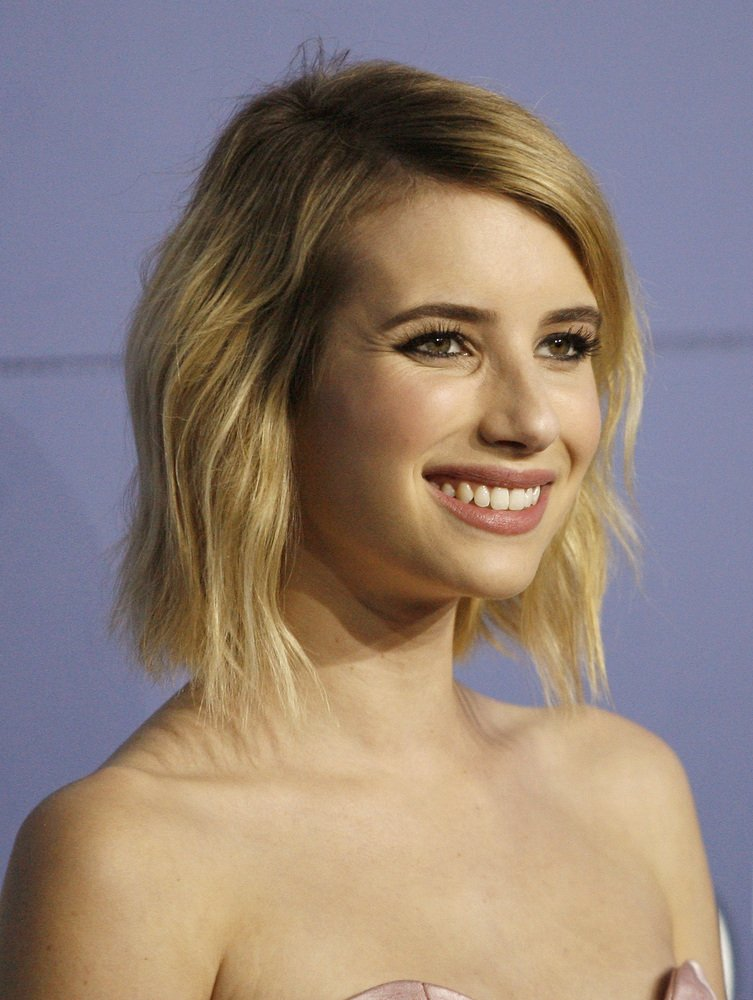 Emma Roberts Celebrities Haircut