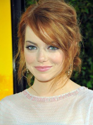Emma Stone Celebrity Eyes