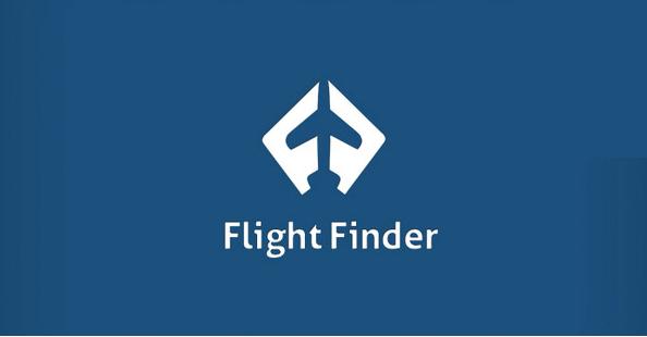 Flight Finder Clever Logos
