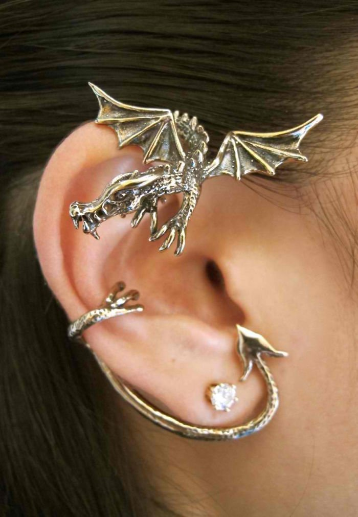 Game Of Thrones Earpiece Incredible Jewelries