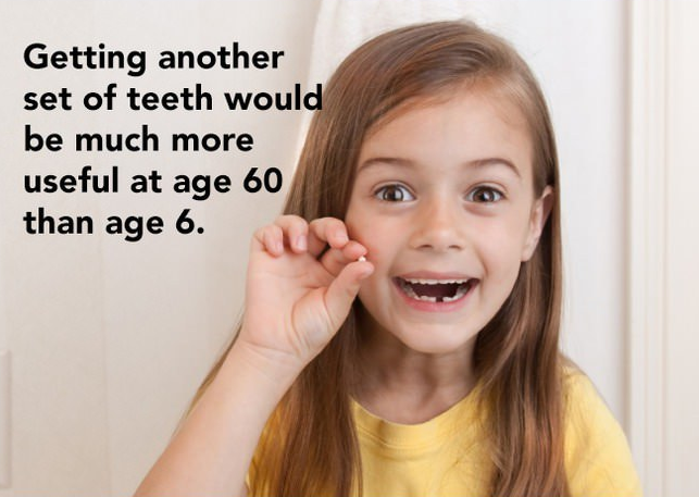 Getting another teeth Smart Idea