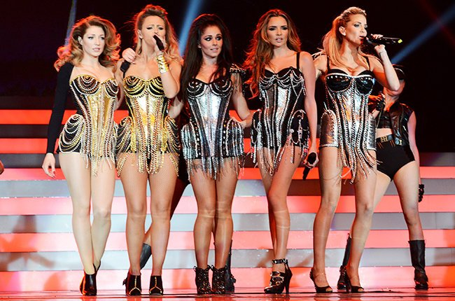 Girls Aloud (2013) Girl Groups