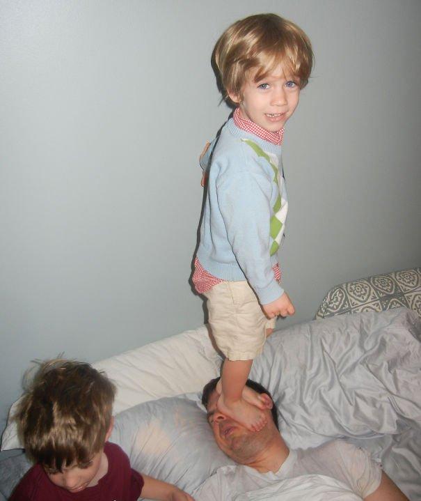 Good Morning! Parenting Fails