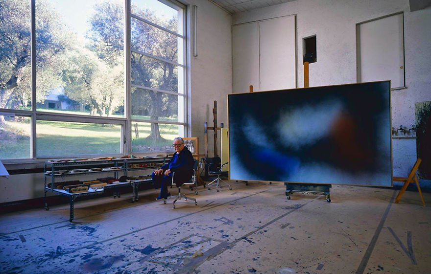 Hans Hartung Famous Artists