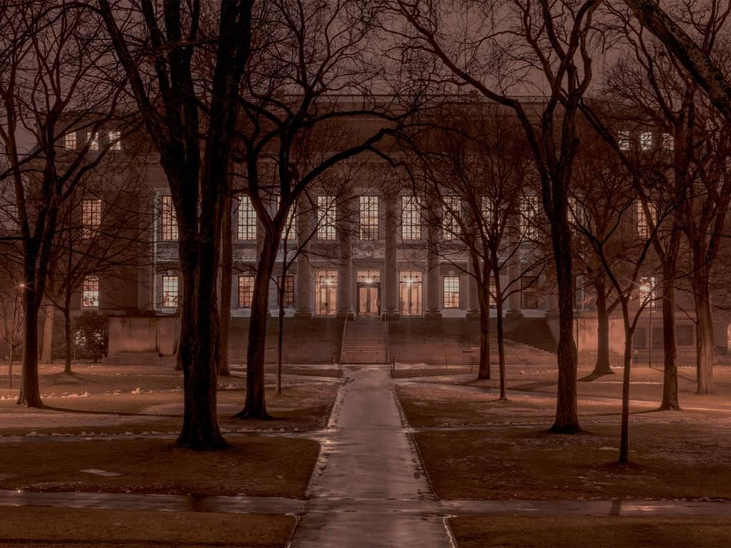 Harvard Public Library, Cambridge, MA, 2014 House of Books