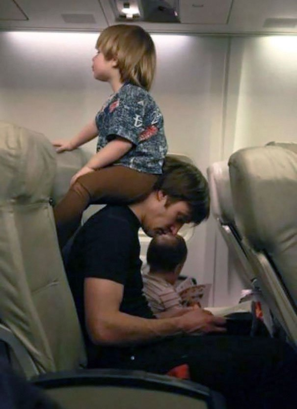 Human Chair Parenting Fails