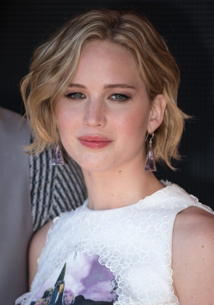 Jennifer Lawrence Celebrity Haircut