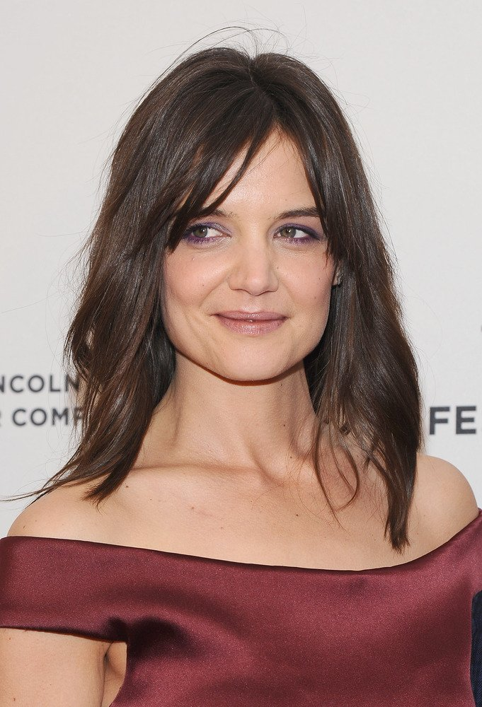 Katie Holmes Celebrity Haircut