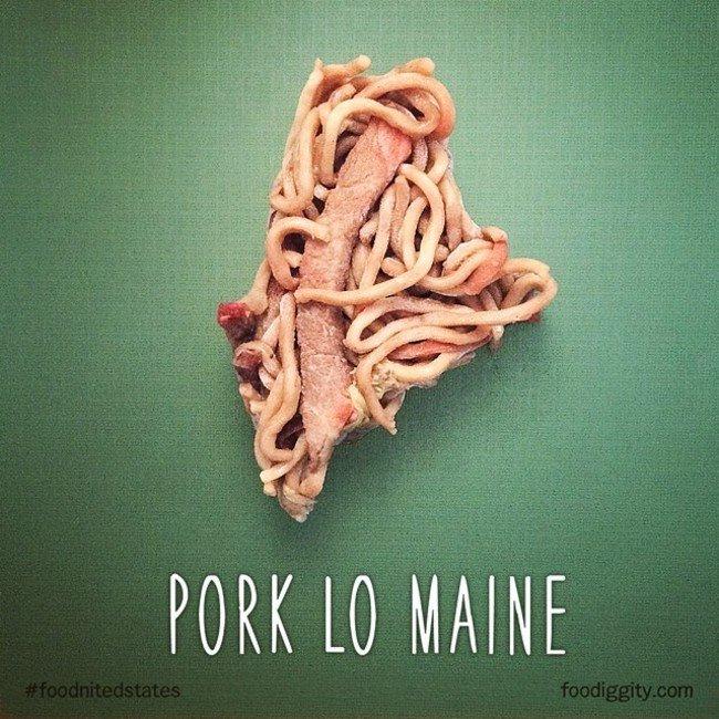 Maine Foodnited States