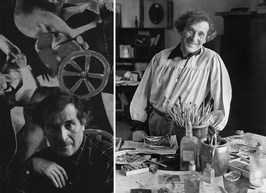 Mark Chagall Famous Artists