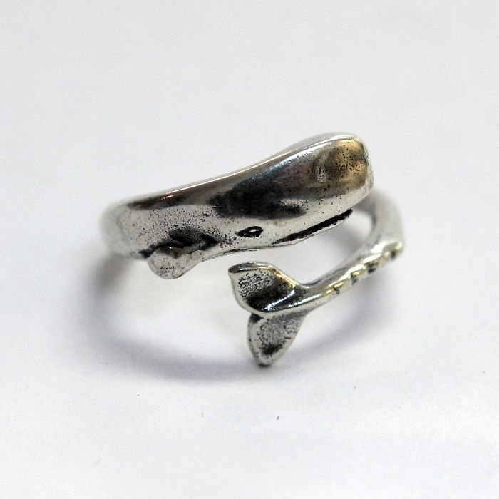 Moby Dick Ring Incredible Jewelries