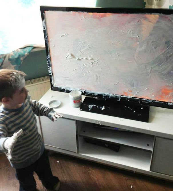 Monitor as a CANVAS Parenting Fails