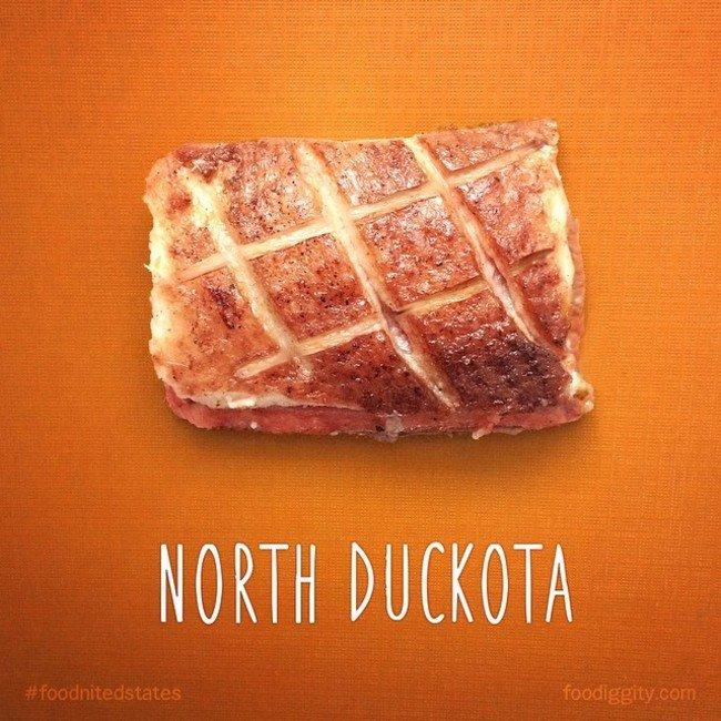 North Dakota Foodnited States