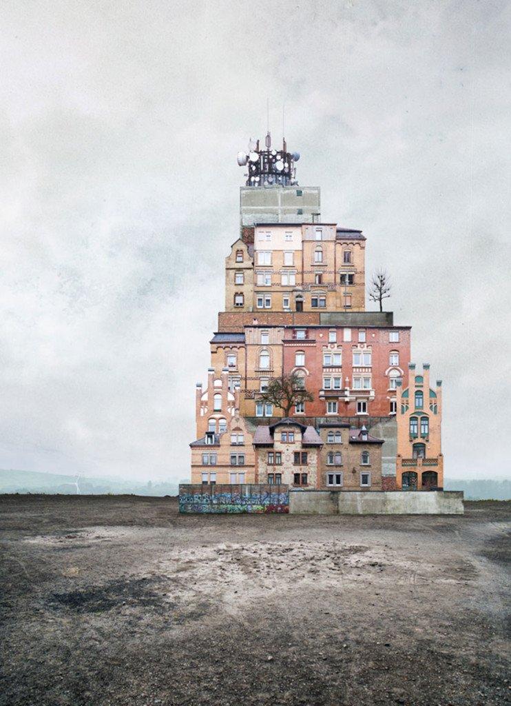 Ostheim Dreamlike Buildings