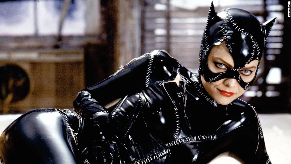 "Our favorite ""Catwoman"" Michelle Pfeiffer in ""Batman Returns"" Supergirls"