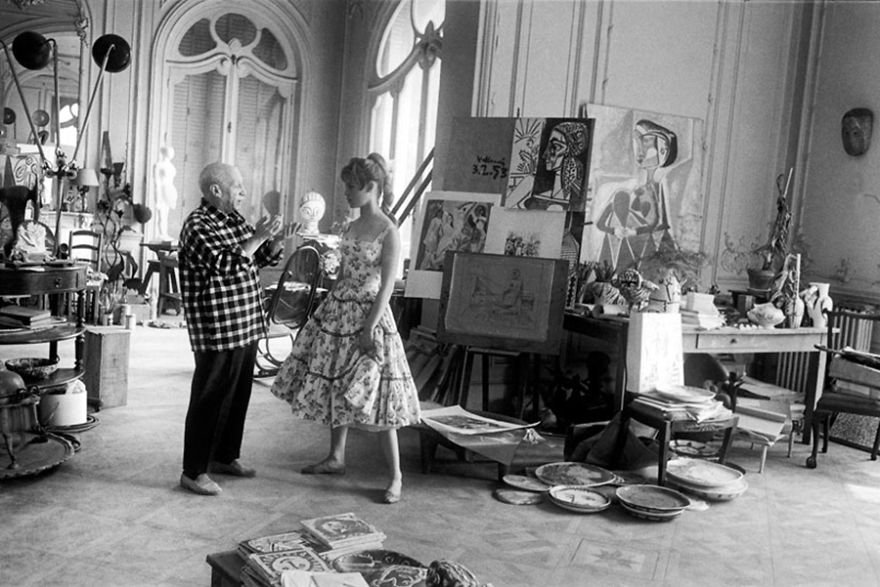 Pablo Picasso Famous Artists