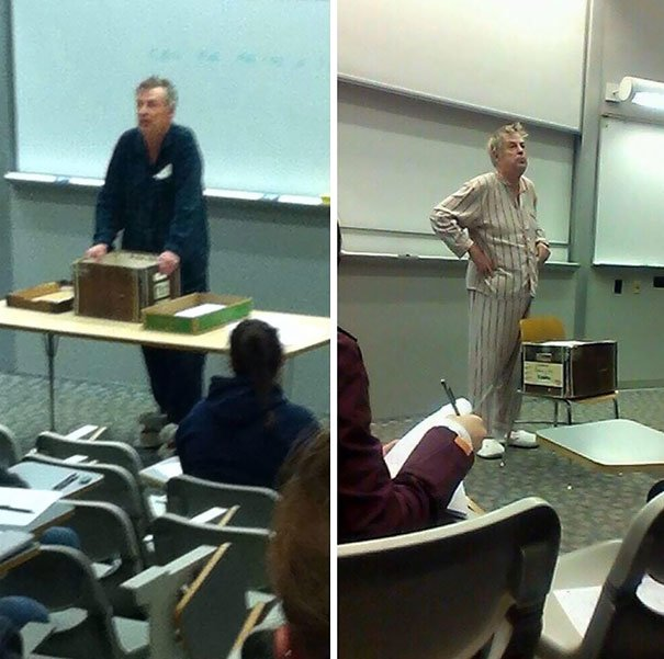 Pajama Awesome Teacher