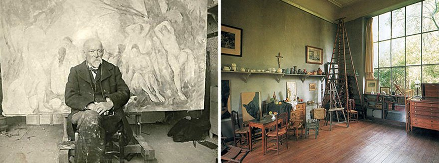 Paul Cezanne Famous Artists