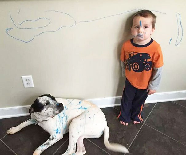 Playing with Color Parenting Fails