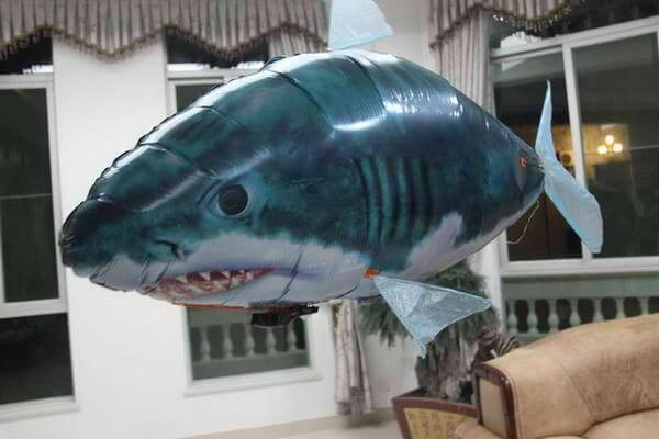 Remote Control Flying Shark Great Packages
