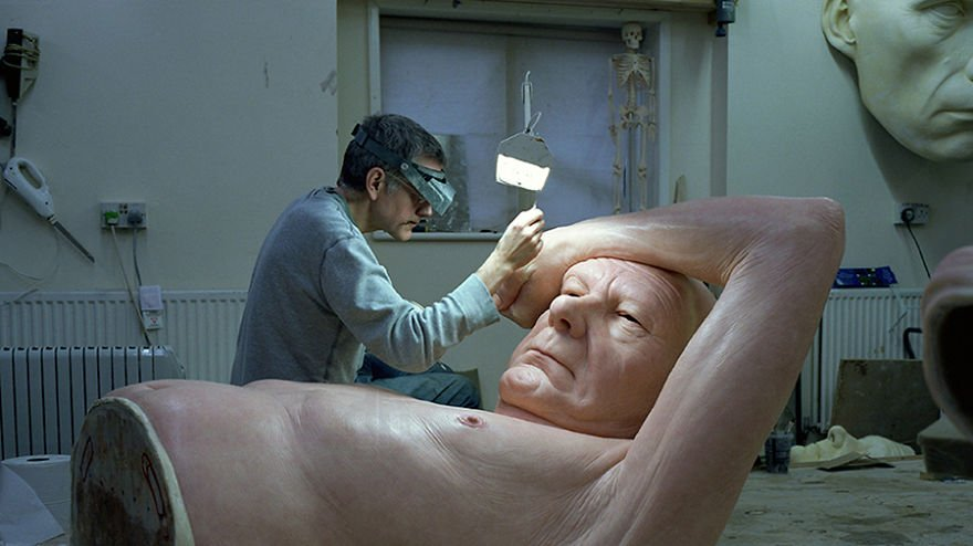 Ron Mueck Famous Artists