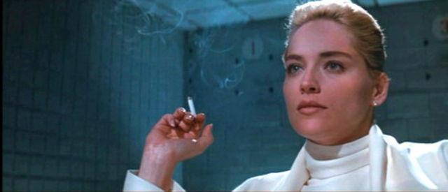Sharon Stone, Basic Instinct Sexy Scenes