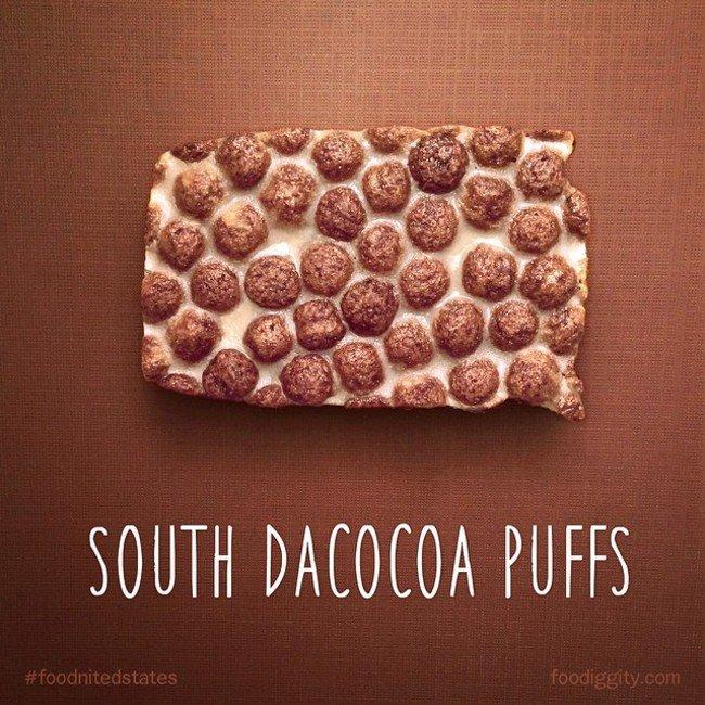 South Dakota Foodnited State
