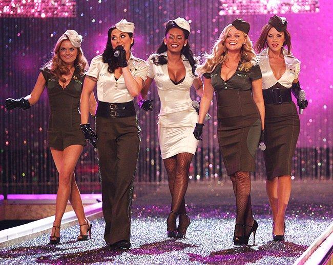 Spice Girls (2007) Girl Groups