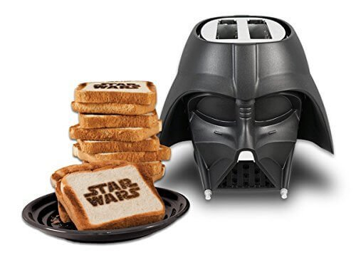 Star Wars Darth Vader Toaster Great Packages