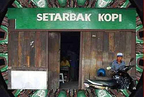 Fake Starbucks 8 Setarbak Kopi Thailand