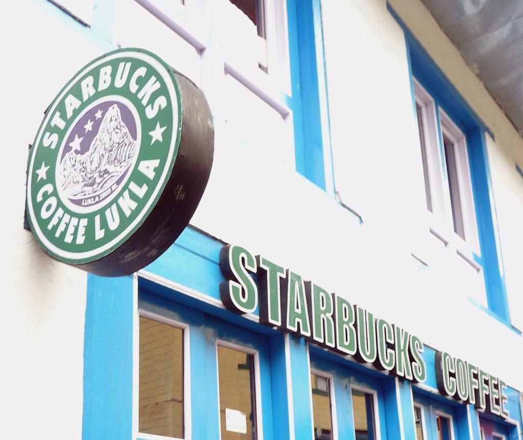 Starbucks Fake 9 Himalaya