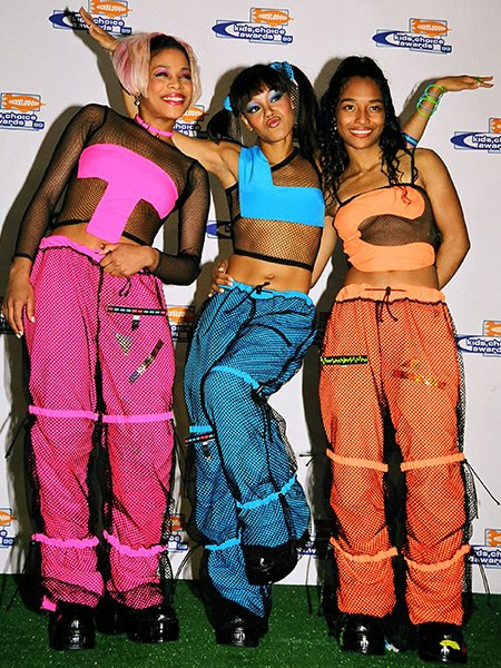 TLC's T-Boz (1999) Girl Groups