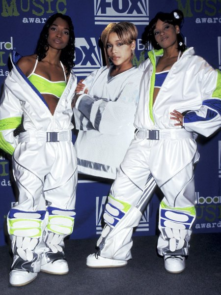 TLC's T-Boz 2 (1995) Girl Groups