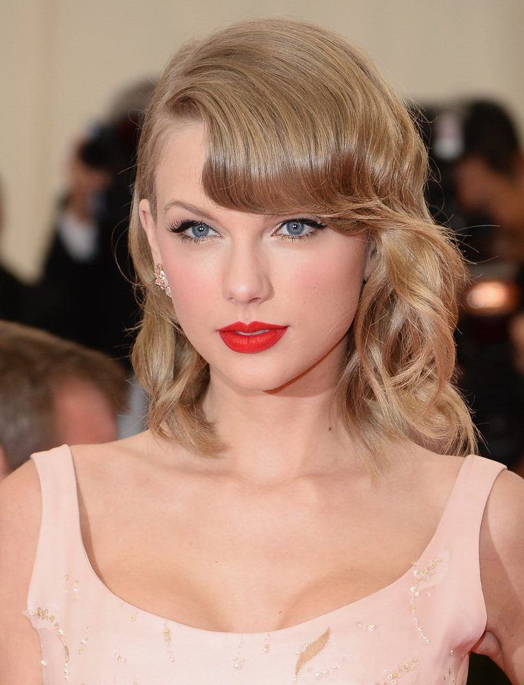 Taylor Swift Celebrity Haircut