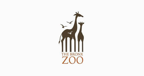 The BRONX ZOO Clever Logos