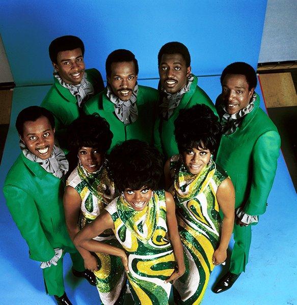 The Supremes (1968) Girl Groups