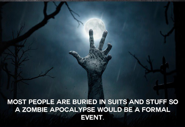Zombie Apocalypse Smart Ideas