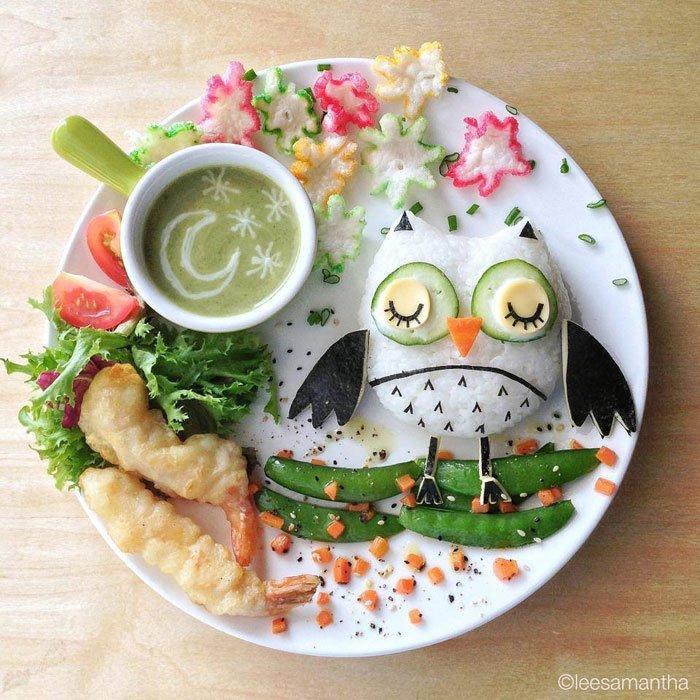 Amazing Indeed Food Artists
