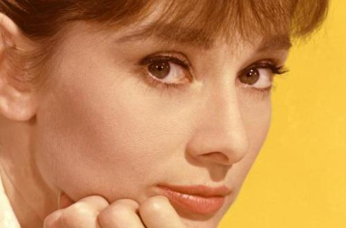 Audrey Hepburn Beautiful Eyes