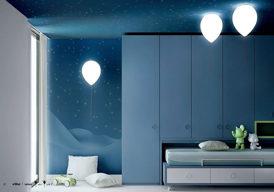 Balloon Lamp Creative lights