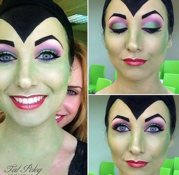 Be aware!! Alien in town Eye Makeup