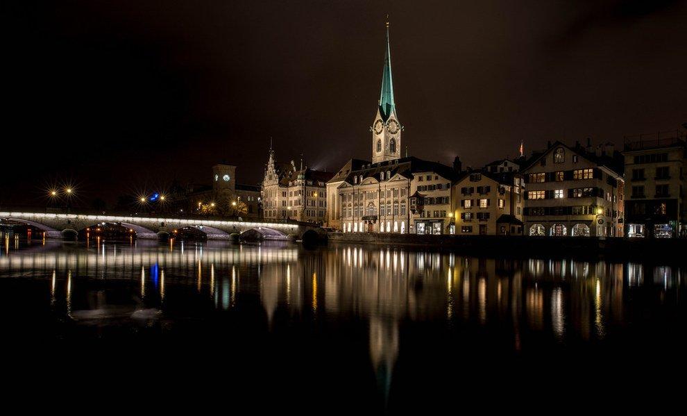 Beautiful Nightsight Stun Switzerland
