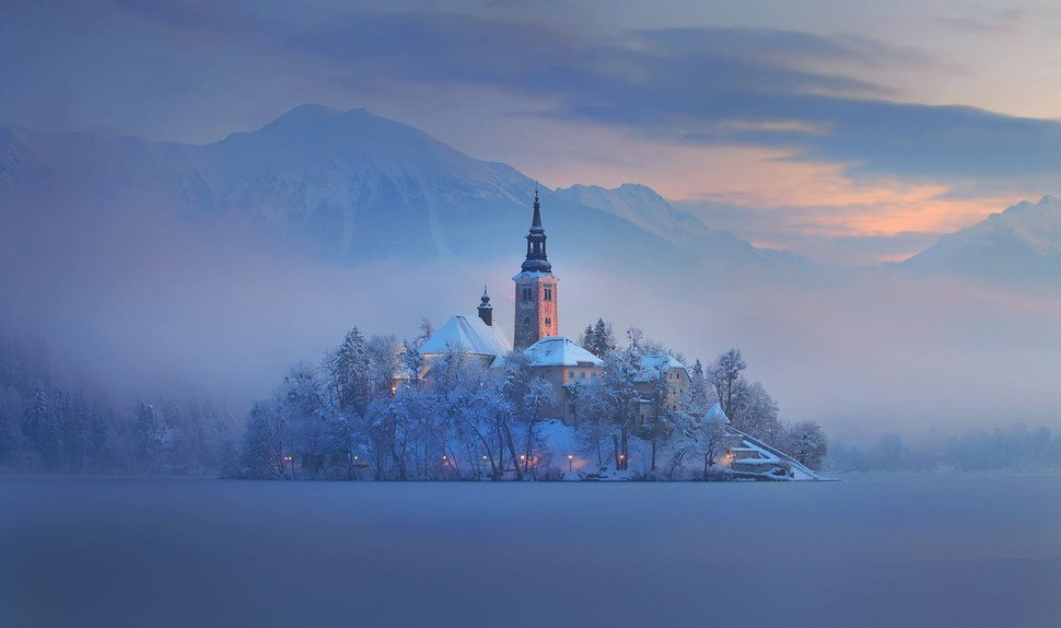 Bled Small Town