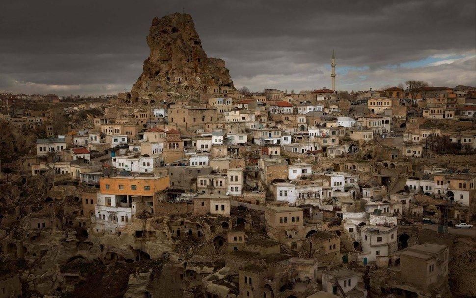 Cappadocia Small Town