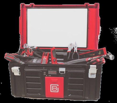 Charging Toolbox Great Tool