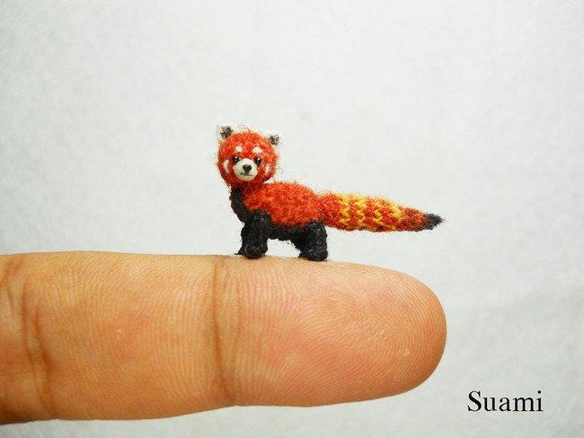 Clever Fox Tiny Crochets