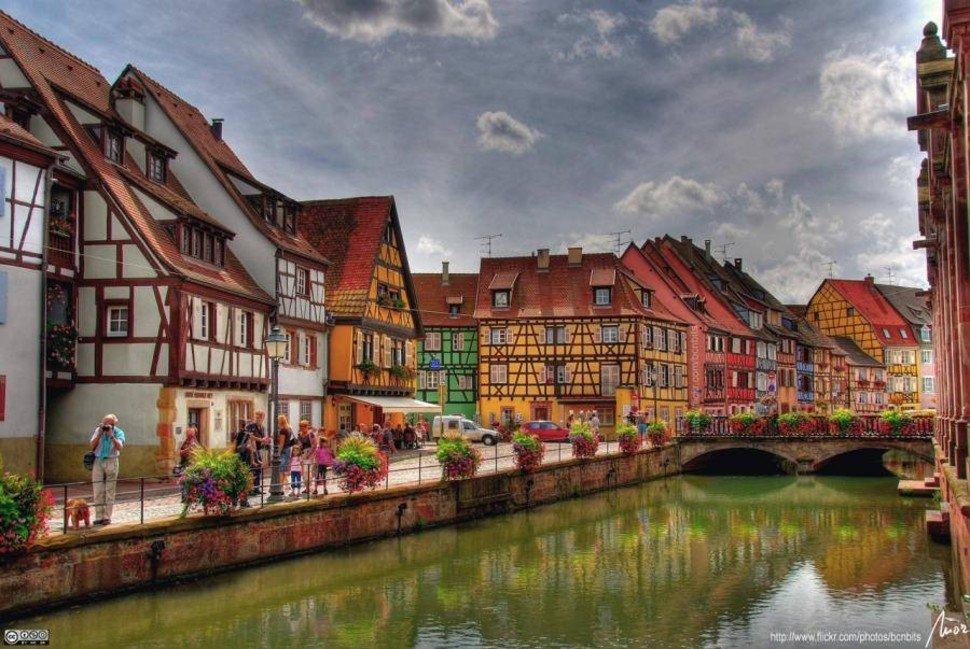 Colmar Small Town