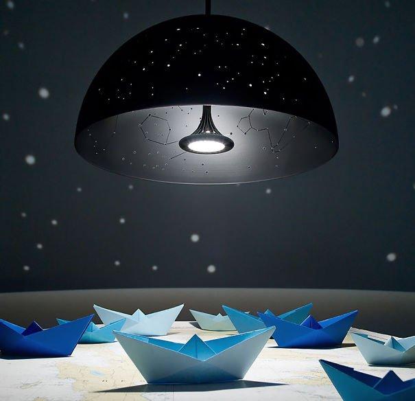 Constellation Lamp Beautiful Galax