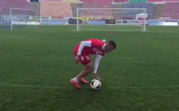 Dizzy Soccer