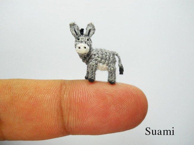 Donkey Tiny Crochets
